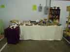 Kudzu Patch Pottery Booth