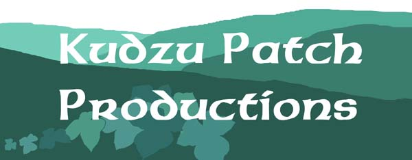 Kudzu Patch Productions logo/home page